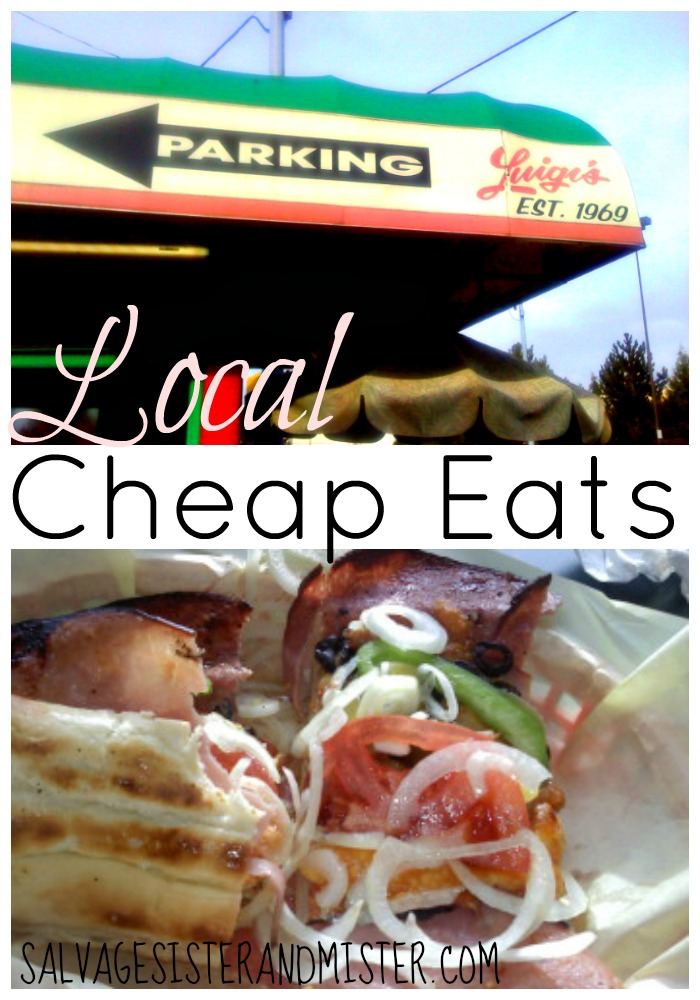 When things are crazy sometimes you need food quick. Instead of fast food try a local eatery. Find some local eats and a tip to make it cost effective. Plus a local find her ein souther Oregon Luigis.