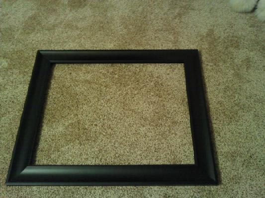 FRAMED Jewelry Organizer Salvage Sister and Mister