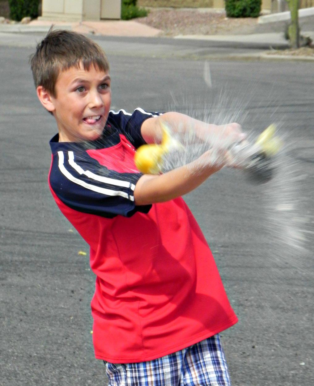 lemon baseball