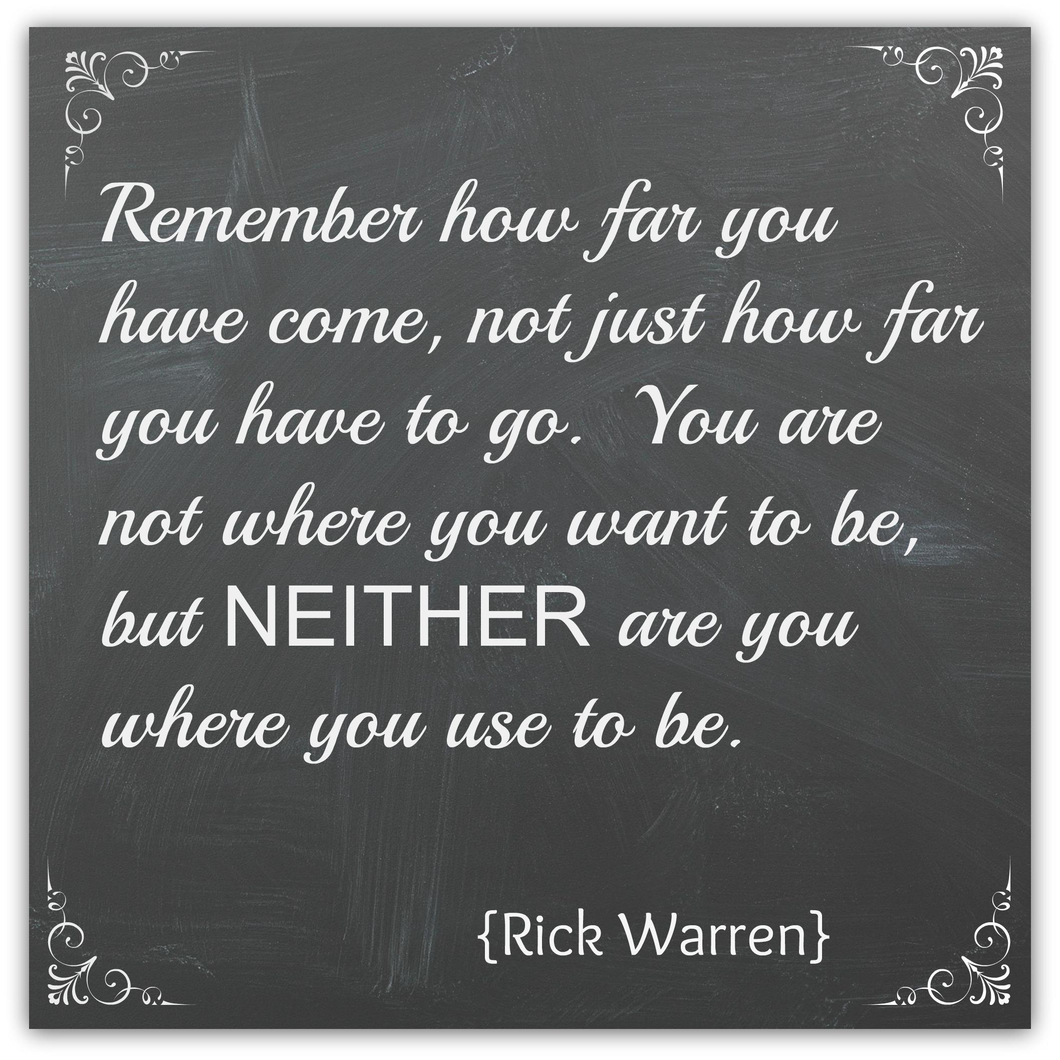 rick warren quote 2
