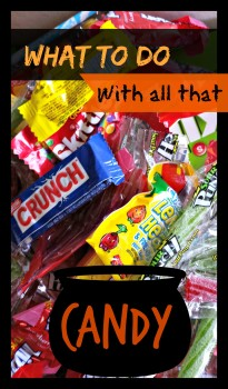 tips and tricks for leftover candy