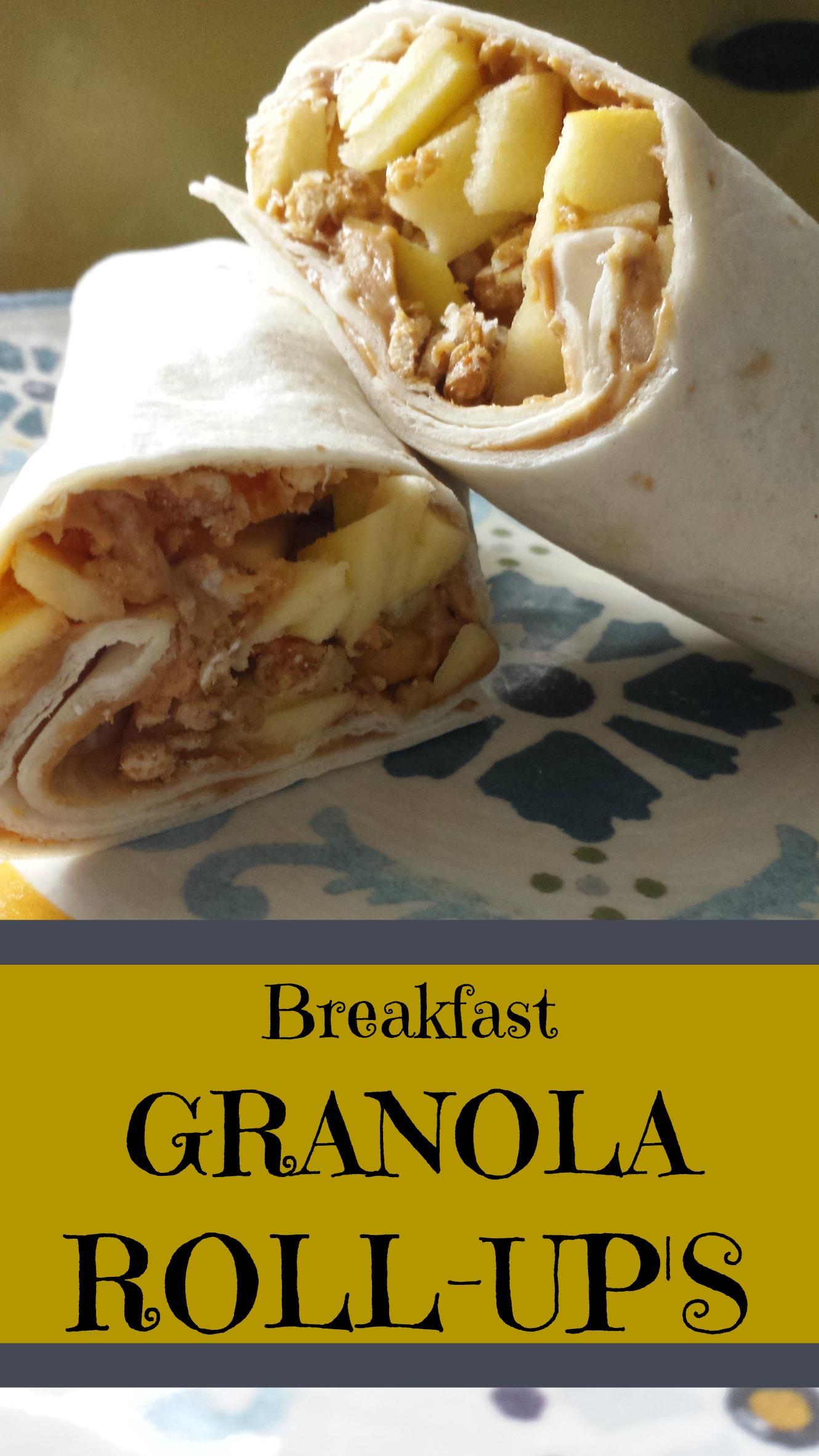 granola rollup