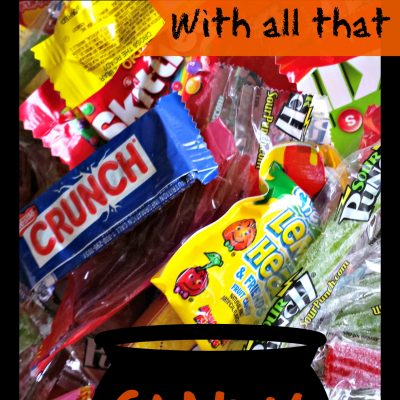 ALL THAT CANDY!