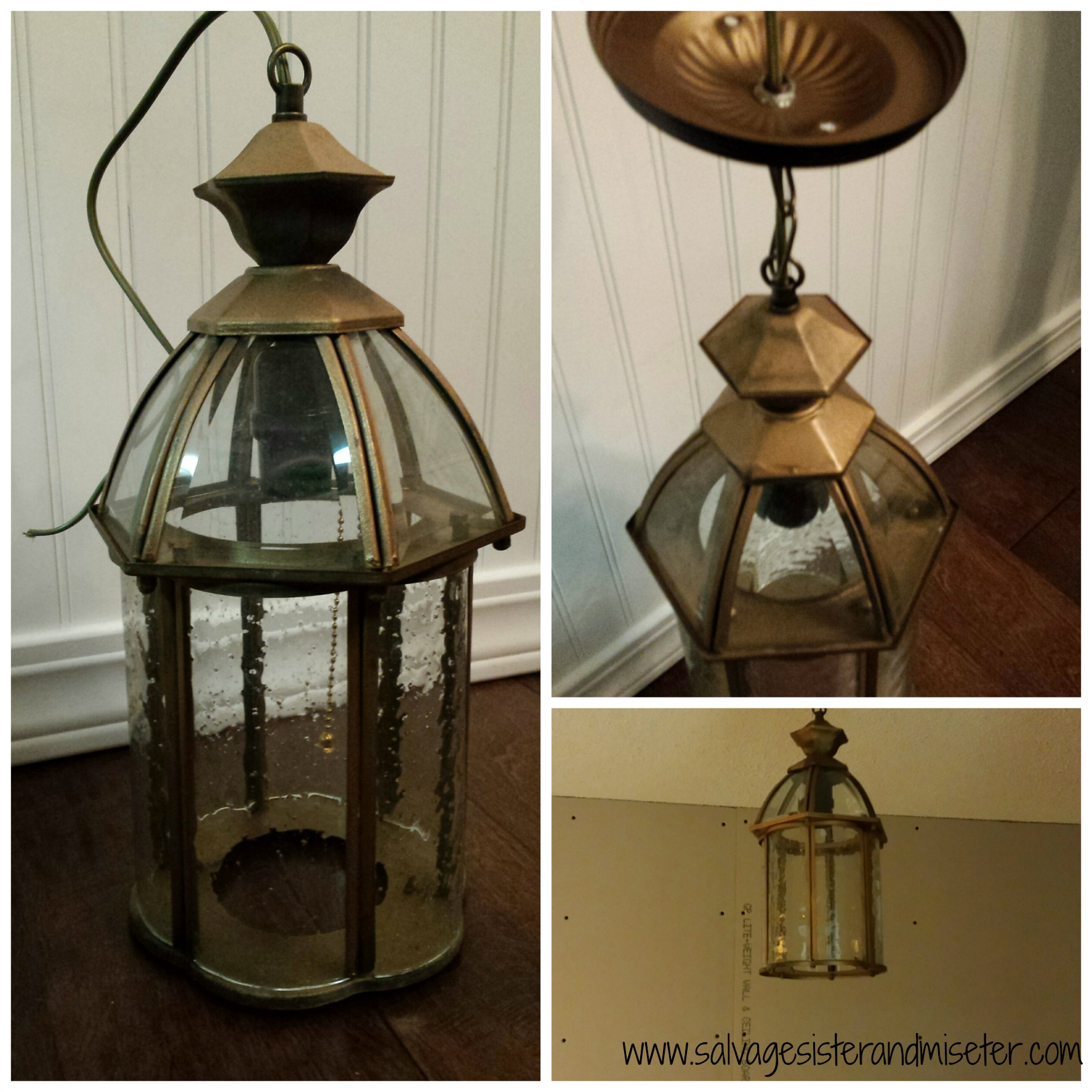 lantern collage