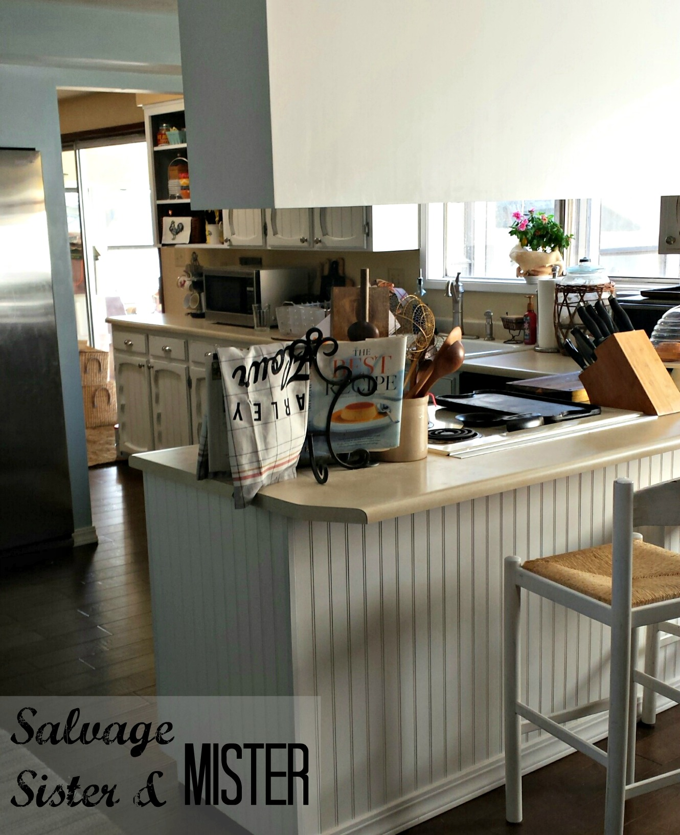 Salvage Kitchen Cabinets: Salvage Sister And Mister