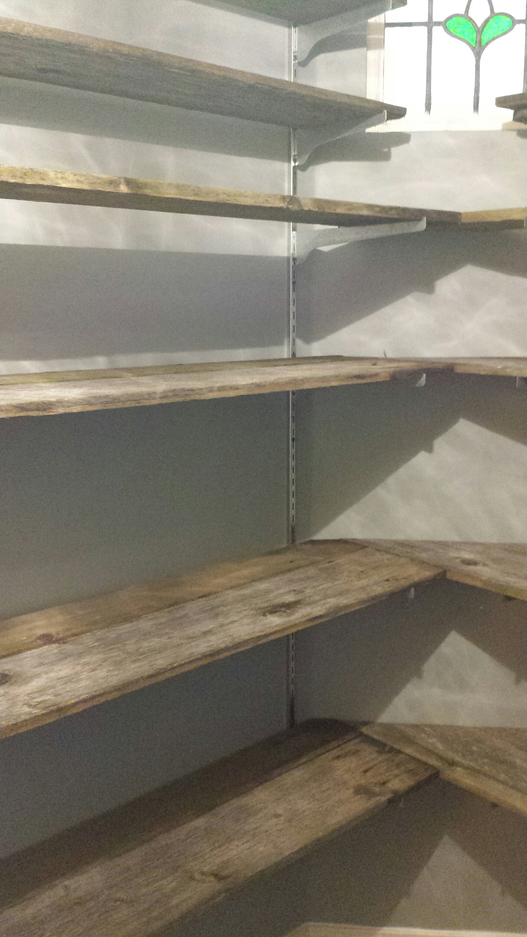 Diy Pantry Salvage Sister And Mister