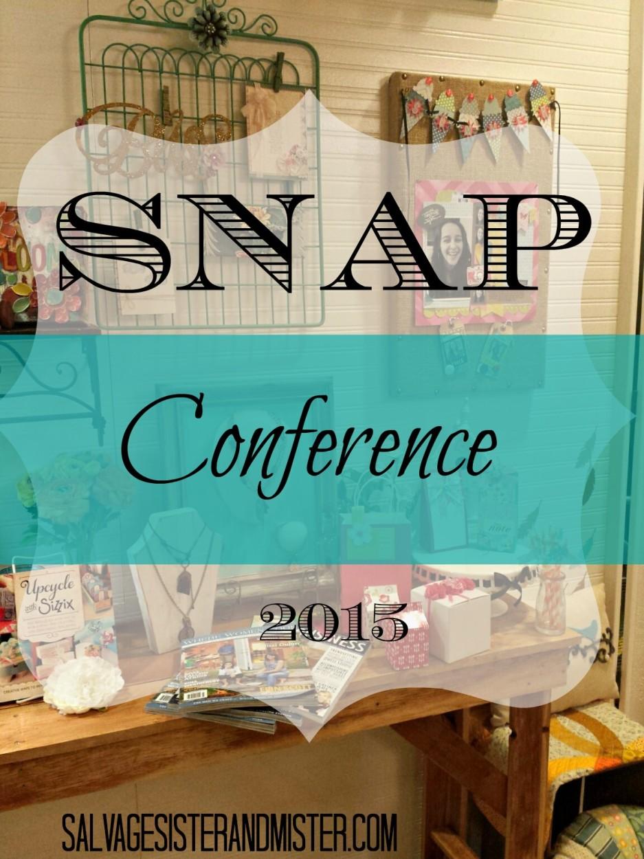 snap conf 2015