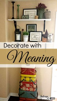 decorate with meaning hallway 1