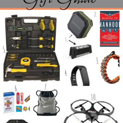 Hard to find gifts for the teen boys in your life? We have two boys and have a great teen boy gift guide from stocking stuffers to small and large gifts. There is more to boy gifts than video games and gift cards. Find some wonderful boy gift ideas. Guy gift ideas.
