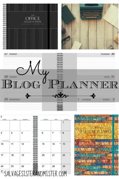 My Blog Planner