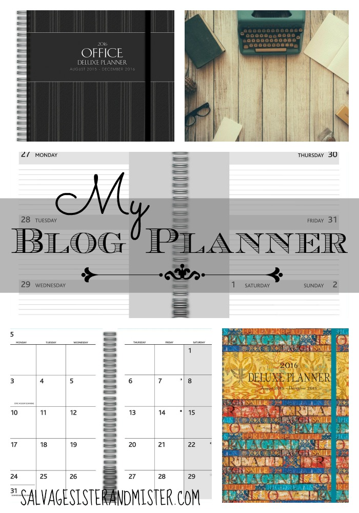 How to keep organized while blogging?  This is the organizer I use plus how I use it.  The details of keeping track of the social media, blog posts, contacts, appointments, notes, affiliates, sponsored posts, and much more.  All the details.
