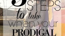How do you handle your child/teen when the prodigal son/daughter returns home? Based off of the Biblical principal of the Prodigal/Lost son we used these 3 steps to receive our son back home. Teen run aways. Parenting teen children.