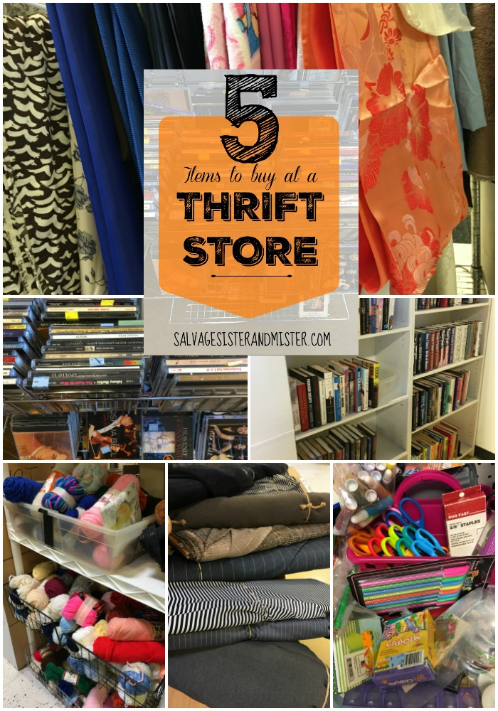 Thrift stores that buy your clothes