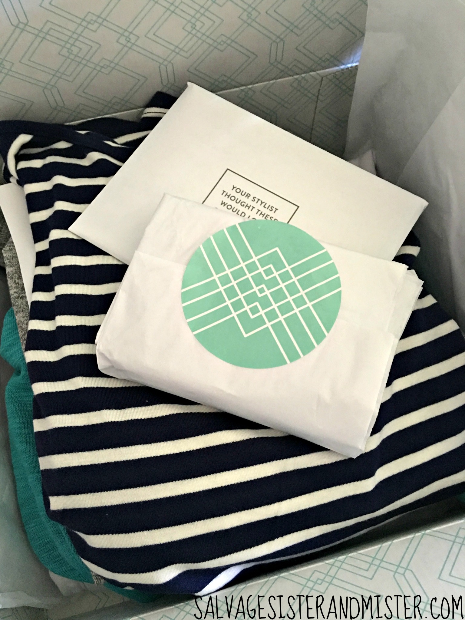 Stitch fix vs thred up. Comparing the two online clothing options for women.