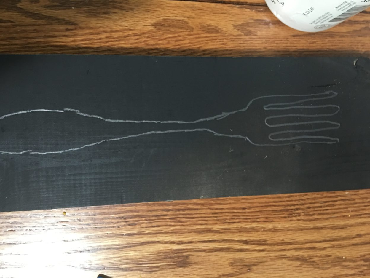 fork-plaque-painting