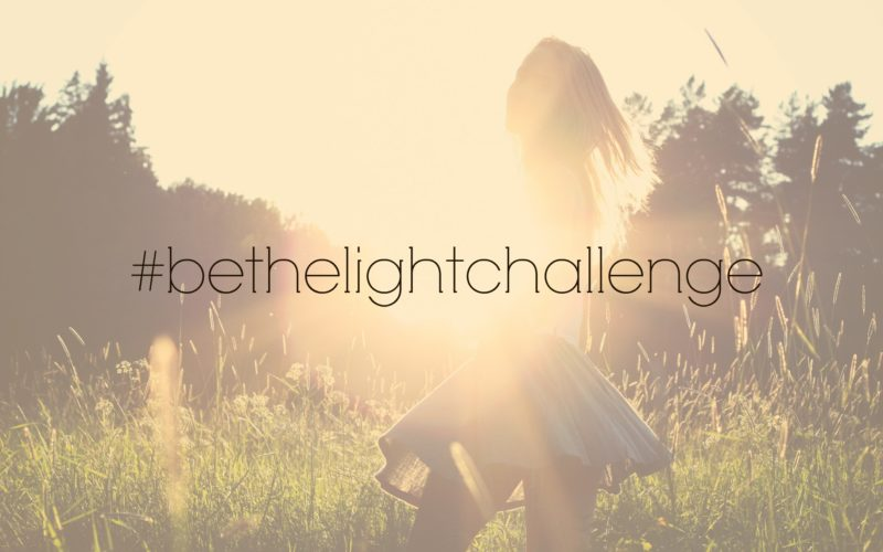 Be the Light Challenge
