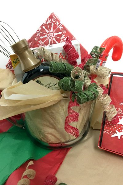 We Wisk You a Merry Christmas Neighbor Gift
