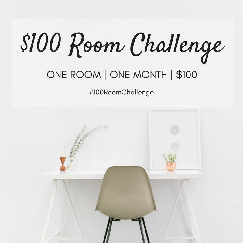 We are participating in a $100 room challenge. We have a ugly and dated bath we are going to DIY through it to see what we can come up with . Come along on the journey.