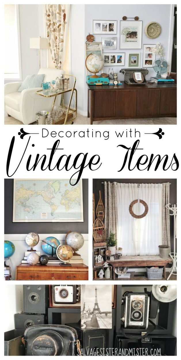 Take a home tour with an Instagrmer @luvewant who shares tips and tricsk to decoating with vintage and thrifted items. Home decor doesn't have to be expensive. Vintage items not only can be less expensive but is a great way to reuse items and also has such rich history to them. Interior design home tour