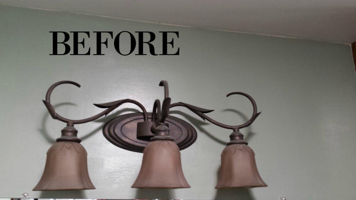 old bathroom light fixture salvagesisterandmister.com