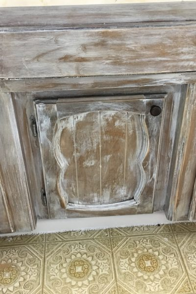 100 room challenge archives salvage sister and mister for Bathroom cabinet 600 x 400