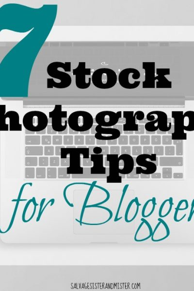 Stock Photography Tips for Bloggers