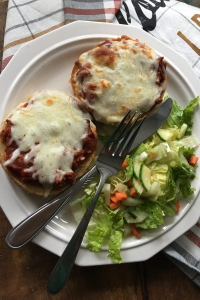 Italian Sloppy Joes Using Leftover Spaghetti Sauce
