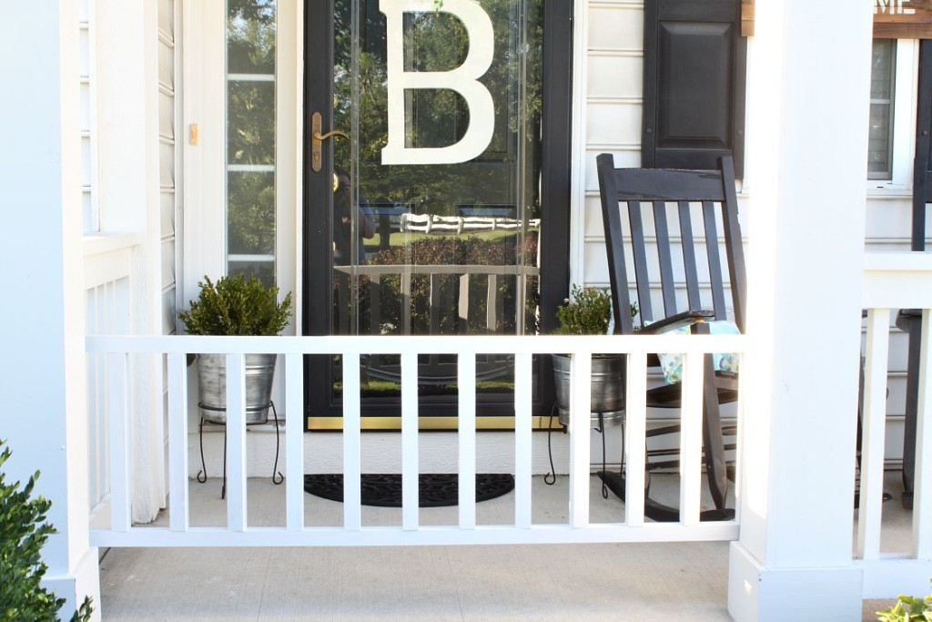 13 Diy Dog Gate Ideas: DIY-dog-gate-for-porch-3-1024x683 Wnw 61