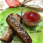 Don't thow out those end pieces of bread. Make these (heel bread) pizza roll ups. Great for an after school snack or a lunch. This kid friendly recipe makes sure there is no waste to that loaf of bread.