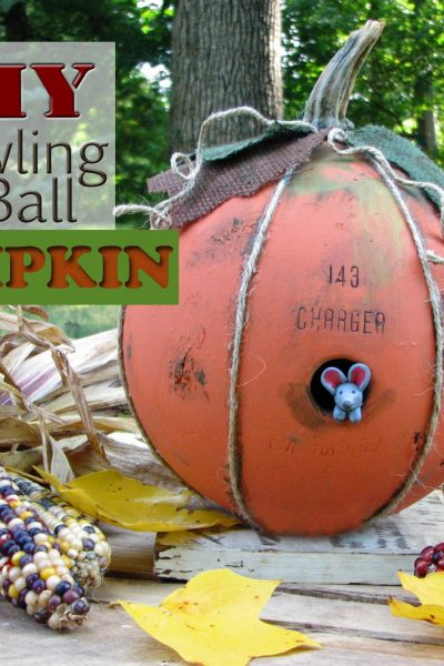 32 More Repurposed Pumpkins