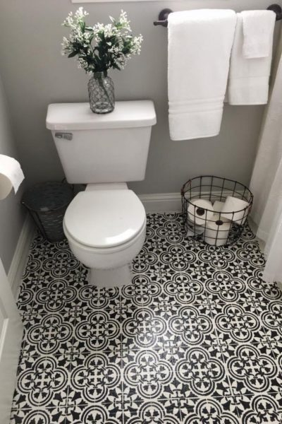 Farmhouse Bathroom Update