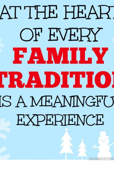 150 Budget Friendly Christmas Traditions