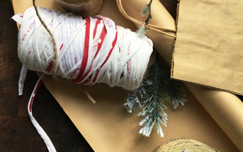 Waste Less Gift Wrapping Solutions