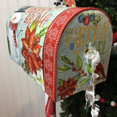 DIY North Pole Mailbox – Letters to Santa