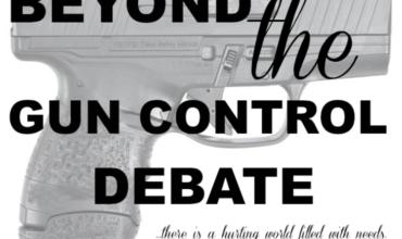 Beyond The Gun Control Debate
