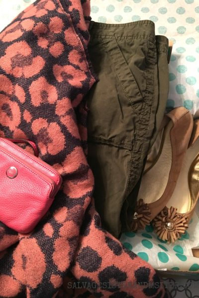 Thrift Store Fashion Friday