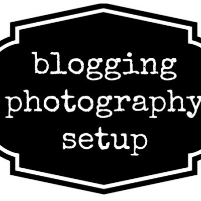ORC – Blogging Photography Setup
