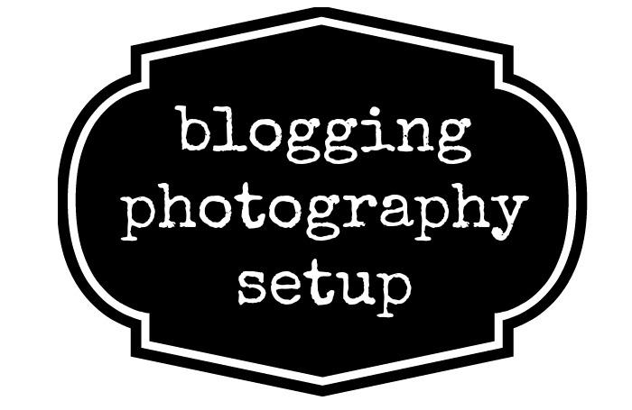 ORC – Blogging Photography Setup