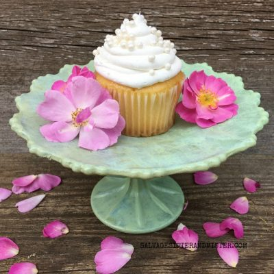 DIY Faux Jadeite Dish from a Thrift Store Find