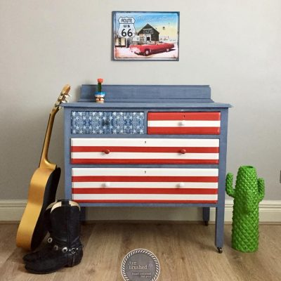 50 Patriotic Upcycled Projects