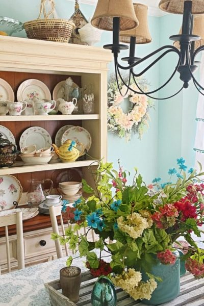 A Cottage Home Tour With Abundant Grace Home