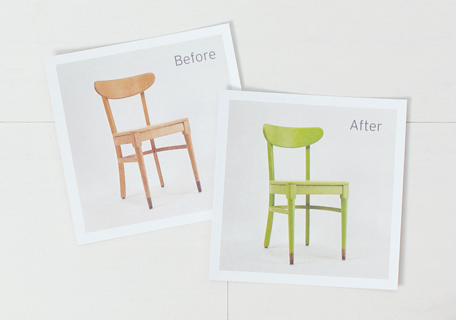painted furniture. What to do with leftover paint after you are done? Recyle or reuse it #wastenot #recycle #reuse