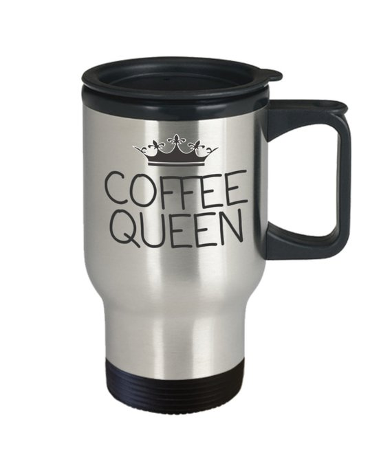 coffee queen travel mug (affiliate link)