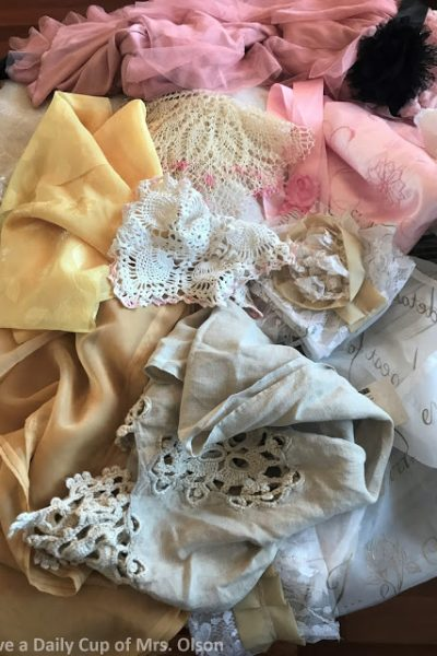 vintage dress mannequin project featured on salvagesisterandmister.com