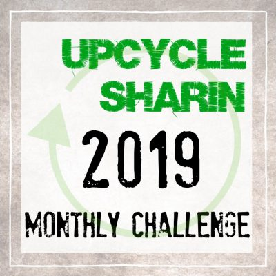 Facebook group upcycle sharin challenge for 2019