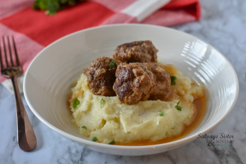 Instant Pot Meatballs - quick dinner idea