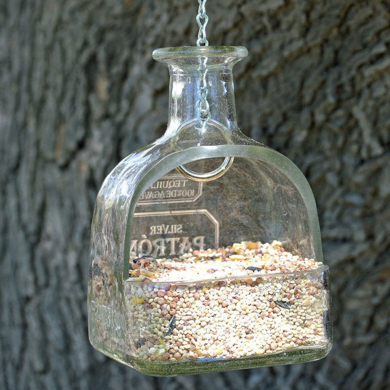 patron bottle bird feeder affiliate link