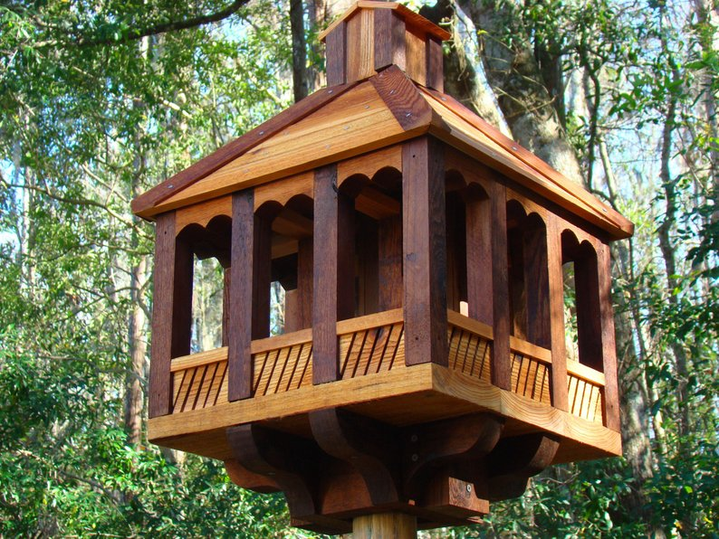 Gazebo bird feeder affiliate link