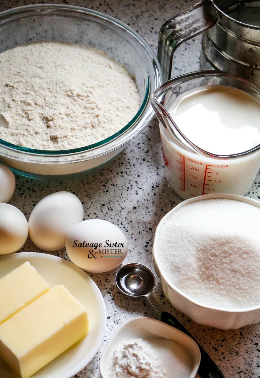 recipe found on salvagesisterandmister.com