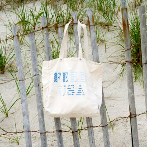 Feed USA prime day limited edition tote